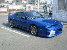 Nissan 180SX Nissan Silvia, Honda S2000, Honda Civic, Nissan 180sx, Monster Car, Japanese Domestic Market, Street Racing Cars, Life Car, Pretty Cars