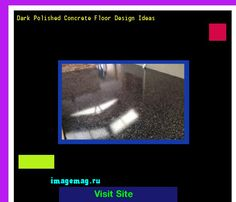Dark Polished Concrete Floor Design Ideas 183750 - The Best Image Search