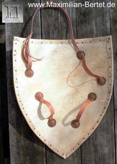 XIII Century shield back