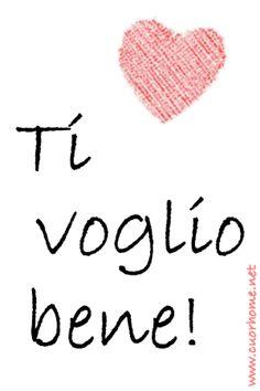 Ti voglio bene! ::