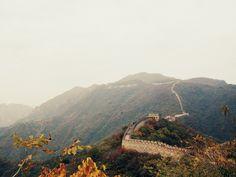 The Great Wall - Mutianyu, Bejing