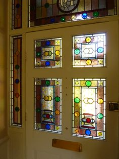 At London Door Company we are passionate about creating high quality bespoke front doors. Every period front door we create is handmade and hand-painted. Victorian Door, Stained Glass Door, Door Panels, Amazing Architecture, Front Doors, Reflection, Hand Painted, London, Patterns