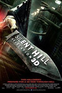 Silent Hill: Revelation 3D (R) starting this Friday 10/26/12