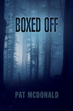 """Congrats to Pat McDonald on the release of """"Boxed Off"""" #newreleases"""