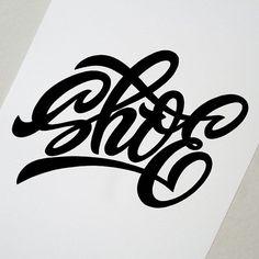 They say he eats letters for breakfast. Founder of calligraffiti #graffiti #shoe #amsterdam #artist #calligraffiti #sneakers