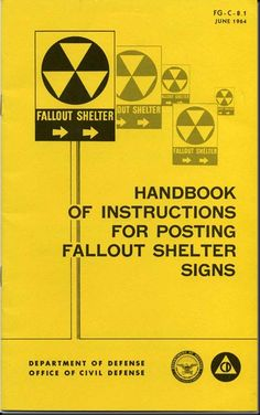 Interview with a veteran fallout shelter sign installer.