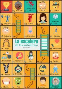 Recursos para repasar los sinónimos y antónimos en 3 primaria Spanish Teaching Resources, Spanish Language Learning, Middle School Spanish, Grammar And Vocabulary, Spanish Classroom, Computer Programming, Hands On Activities, Teacher, Education