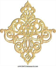 decorative Design Ornament