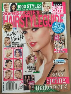 sophisticate s hairstyle guide august 2014 celeb magazine covers rh pinterest co uk short hairstyle guide magazine 2017 short hairstyle guide magazine