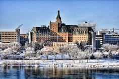 Delta Bessborough Hotel - #Saskatchewan