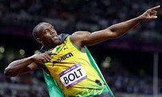 No domingo, dia 31, a Praia de Copacabana será palco para um evento inédito no Brasil, que contará com a presença do homem mais rápido do mundo: Usain Bolt.