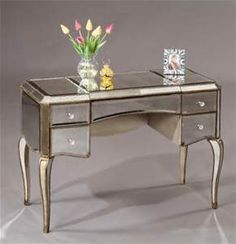 mirrored glass furniture - Yahoo Image Search Results