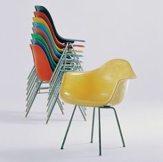 charles eames furniture from the design collection - #Eames #fiberglass
