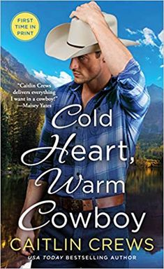 """Read """"Cold Heart, Warm Cowboy"""" by Caitlin Crews available from Rakuten Kobo. A game of pretend with the highest stakes of all in the latest novel of breathtaking romance from USA Today bestselling . Non Fiction Genres, Fiction Books, Rodeo Queen, Romance Novels, Free Books, Bestselling Author, First Time, This Book, Warm"""