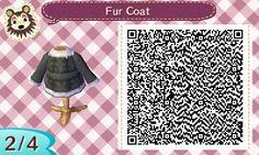 Fur Coat | QRCrossing.com