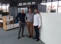Zu Besuch bei König+Neurath – drei Mitarbeiter unseres myworkspace-Teams waren am Dienstag, den 21. Februar 2017 bei unserem Partner König+Neurath (K+N) in Karben zu Besuch.