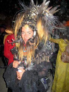 post apocalyptic tribal shaman