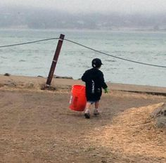 No matter how big or small - many hands helped kick off America's Cup San Francisco World Series with a beach clean up.