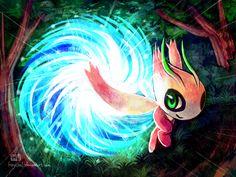 Time Traveler - Celebi by *Haychel on deviantART #pokemon #nintendo