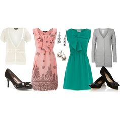 """""""Teaching Outfits on a Teacher's Budget"""" by allij28 on Polyvore"""