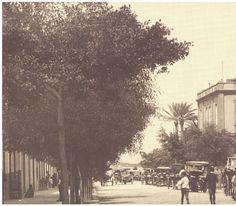 Calle Bravo Murillo, Barrio de Triana (192-?). Las Palmas de Gran Canaria