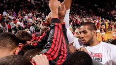 Blazers end loss streak with 100-80 win over Pacers.