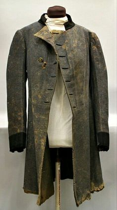 This Confederate Officer's Frock Coat belonged to Robert Lowry After the war, Colonel Robert Lowry was elected to two terms as Governor of Mississippi.