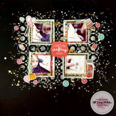 I'm sharing a layout for the creative team today. This month is all about multi photo layouts. You can check out my full… Multi Photo, Photo Layouts, Canning, Frame, Check, Creative, Crafts, Home Decor, Homemade Home Decor