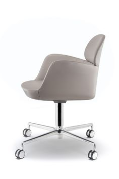 ESTER OFFICE Low back executive chair by PEDRALI design Patrick Jouin