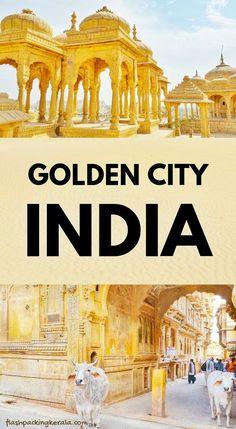 Jaisalmer, Udaipur, Beautiful Places To Visit, Cool Places To Visit, Places To Travel, Travel Destinations, Amazing Destinations, Holiday Destinations, North India