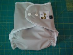 Use your Very Baby Diaper Pattern to sew a Waterproof Cloth Diaper Cover