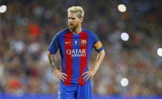 Messi sigue con molestias - Deportes - ABC Color
