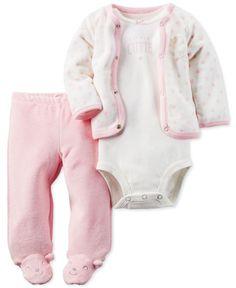 Girl/'s Carter/'s Pajama Set Cuttie Dot Dog Frog Monkey 12M 18M 24M 2T 3T 4T New