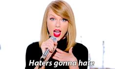 Taylor Swift's 'Shake It Off' Is Your New DGAF Anthem - MTV