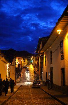 Cusco at Night by David Mendoza #jwmarriottcusco #cusco #marriottcusco #travelbrilliantly