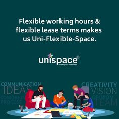 Creative Minds Are Uncertain And They Need Some Flexibility At Work. At Unispace We Celebrate This Quality And Provide Complete Flexibility! Low Cost Hotels, Discount Office Supplies, Shared Office, Small Company, Flexible Working, Office Environment, Business Centre, Coworking Space, Start Up Business