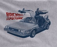 Back to the Future 1 2 3 DeLorean DMC-12 Doc Marty Mcfly shoes Car 88 mph model kit 80s tee tshirt t-shirt