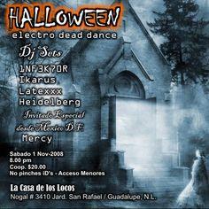 Macabre 1983 presenta: Electro Dead Dance   Oct/2008