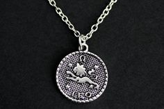 Zodiac Jewelry, Valentines Sale, Easter Sale, Sun Sign, Initial Charm, Holiday Sales, Charm Jewelry, Handmade Necklaces, Necklace Lengths
