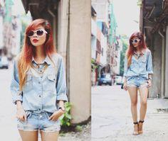31 Days of Style: Rhea Bue