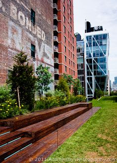 Would love to recreate a little of the New York City Highline in our garden.