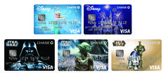 Chase to Offer New Star Wars Disney Visa Credit Card Designs & Perks
