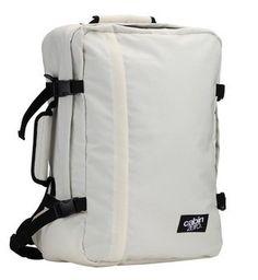 CabinZero Ultra-Light Massive Capacity Cabin Sized Backpack Cabin White