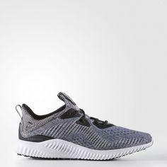 2ad8f6309b2 Men Adidas Alphabounce EM Black White BB9043 Adidas Running Shoes