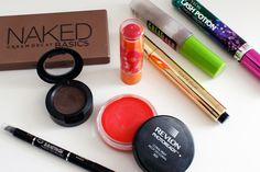 back to school makeup look