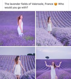 I'd go with Andrew. Amazing Places On Earth, Beautiful Places To Travel, Oh The Places You'll Go, Cool Places To Visit, Vacation Places, Dream Vacations, Vacation Spots, Photo Trop Belle, Valensole