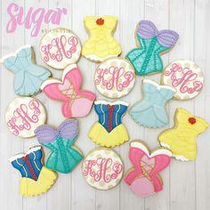disney bachelorette party cookies