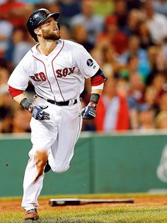 Dustin Pedroia - seven more years!