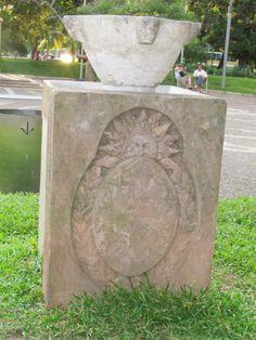 Monumento Praça Artigas, Rivera.
