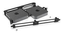 Mini 8, Mac Mini, Black Blinds, Tv Bracket, Mounted Tv, Apple Mac, Blackout Curtains, Black Shutters